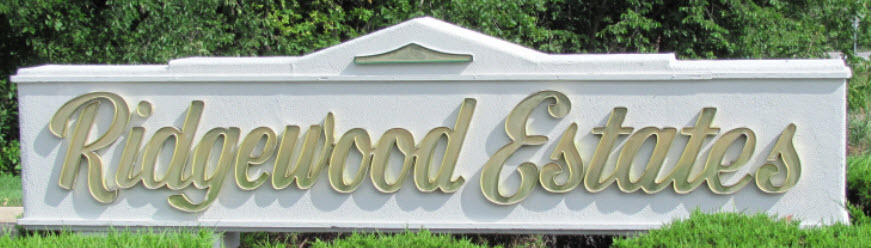 Ridgewood Estates Homeowners Association